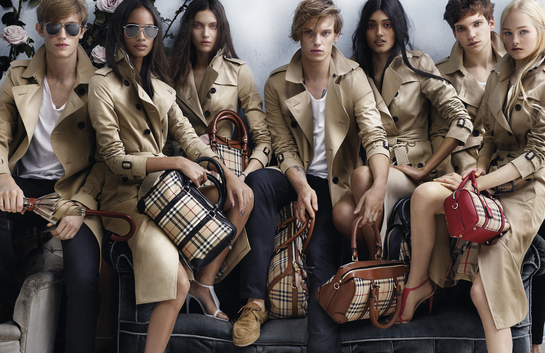 Explore burberry continues to embrace the luxury fashion for Luxury style